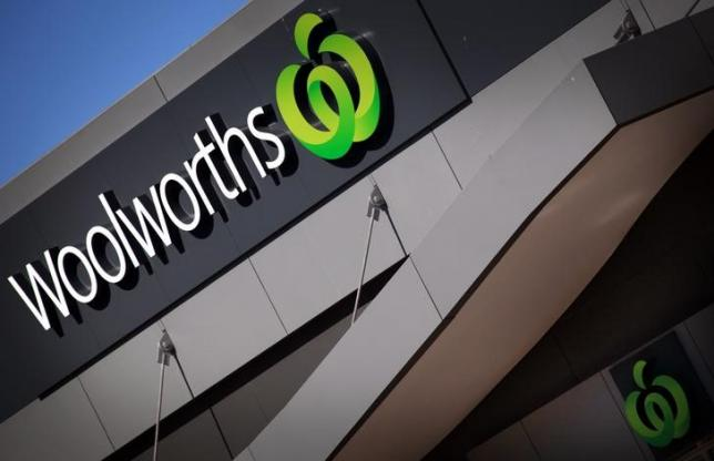 Australia's Woolworths slashes profit outlook, seeks new CEO